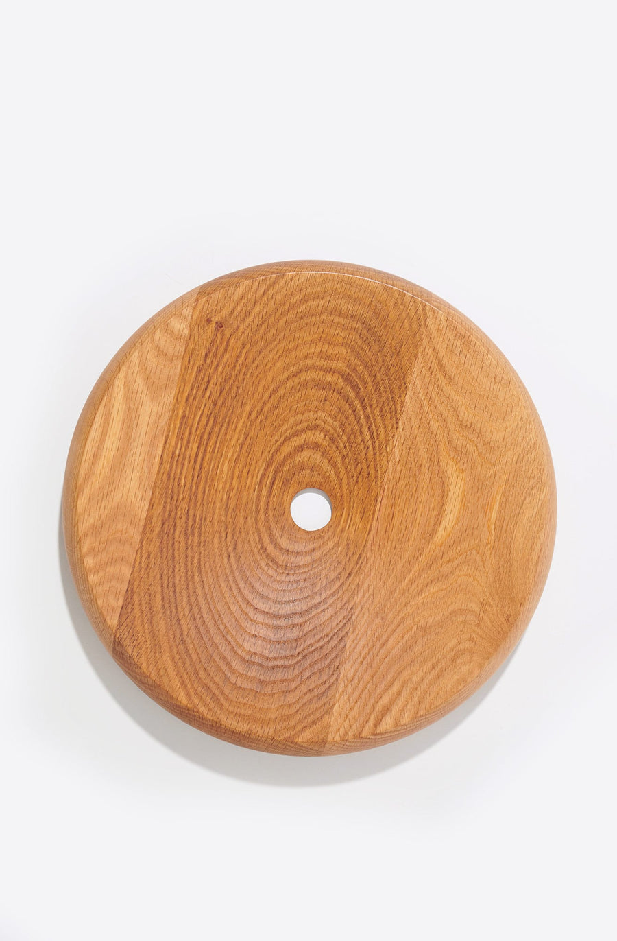 Oak Fruit Bowl-oak