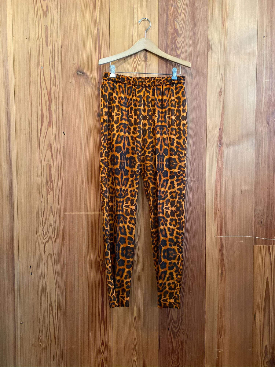 Palmira Trousers-rust