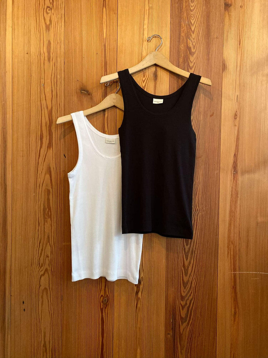 Herman Ribbed Tank
