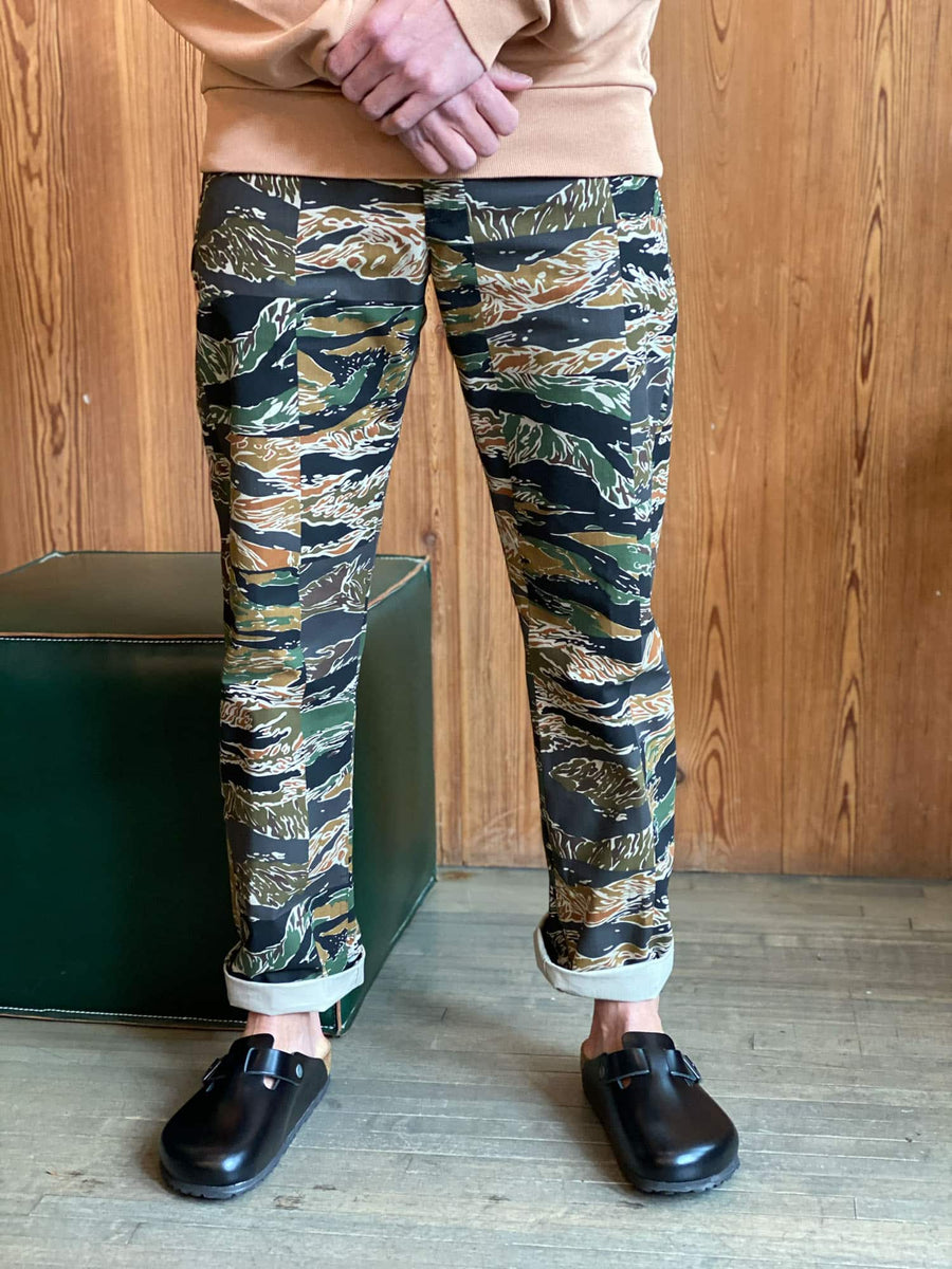 Petricks Trouser-kaki