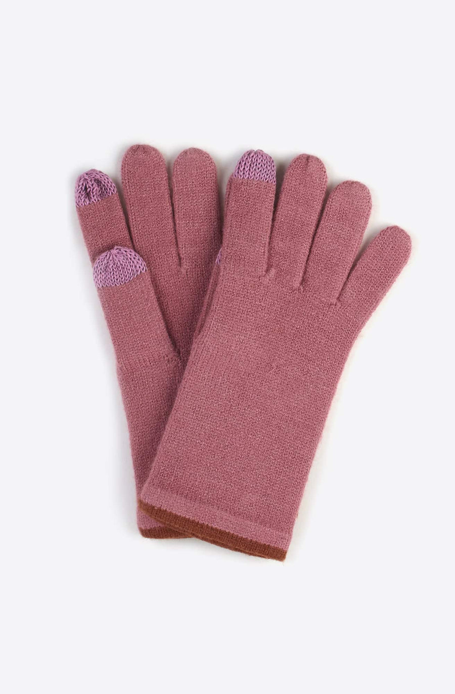Echo Touch Glove-rose gold