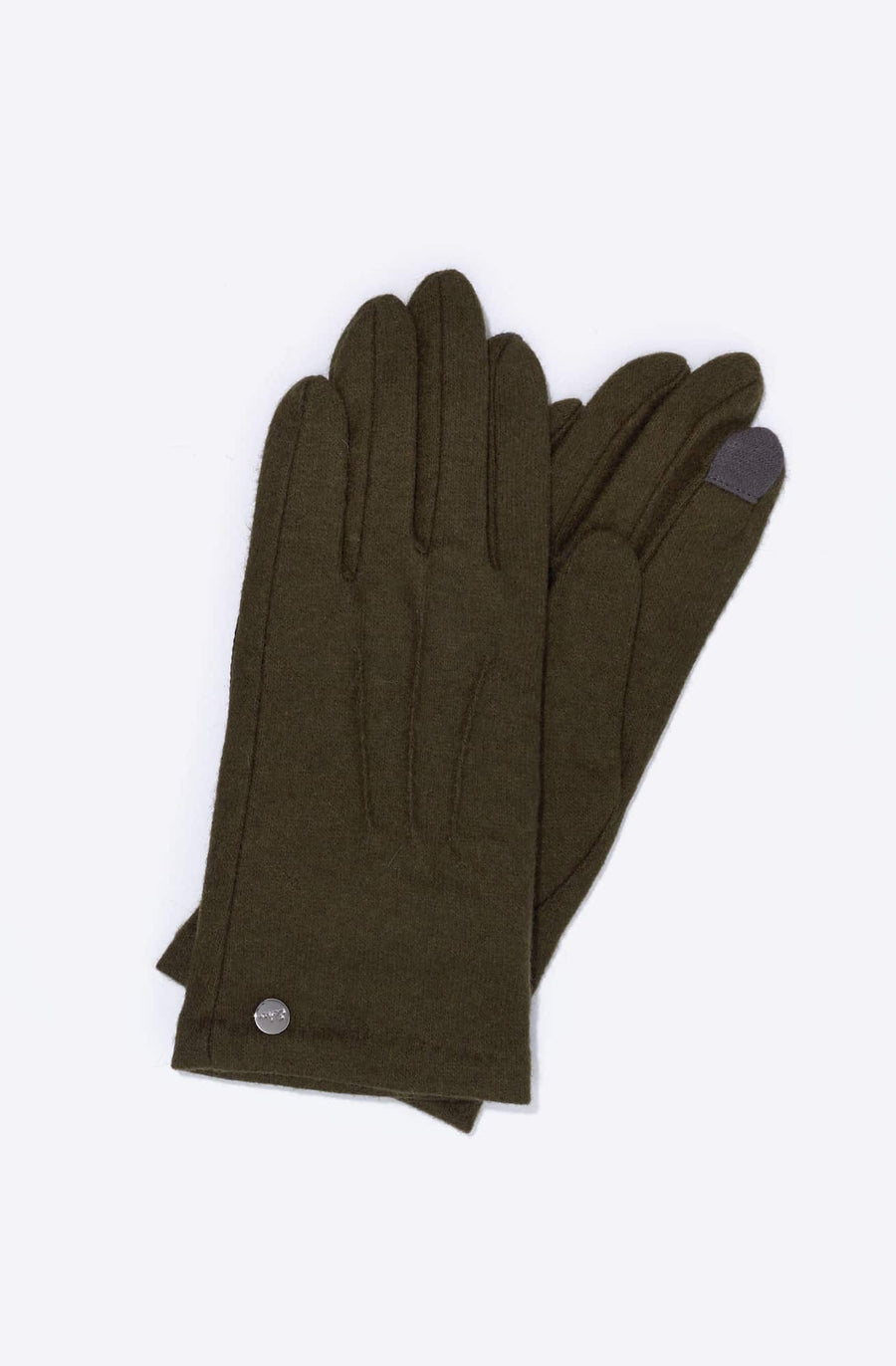 Water Repellent Classic Touch Glove-dark olive
