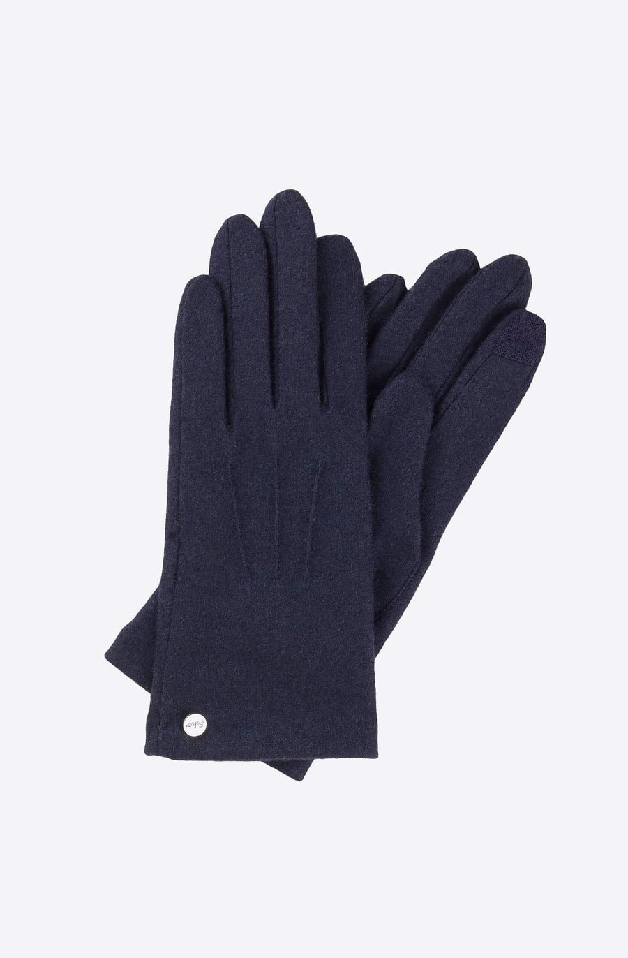 Water Repellent Classic Touch Glove-navy