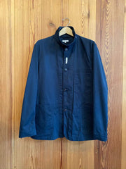 Work Jacket-navy