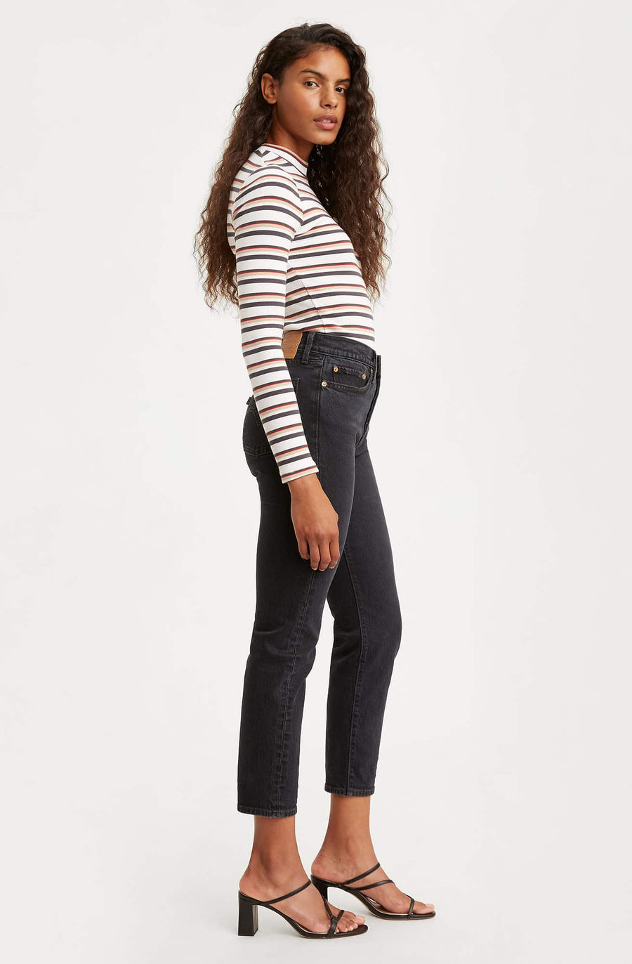 Wedgie Icon Fit Jean-wild bunch