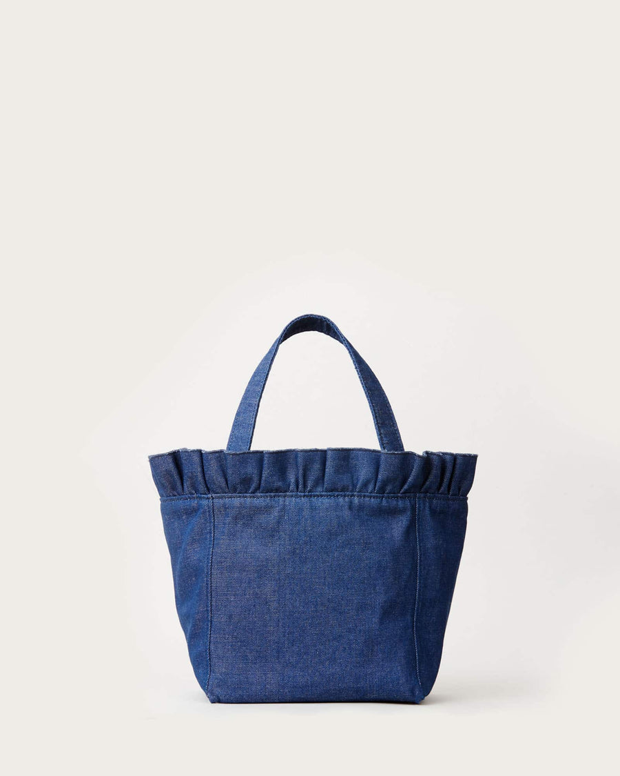 Claire Denim Tote-denim