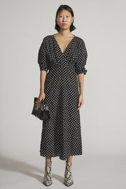 Renwick Dress-black