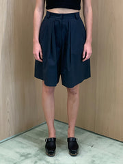 Salem Short-dark navy
