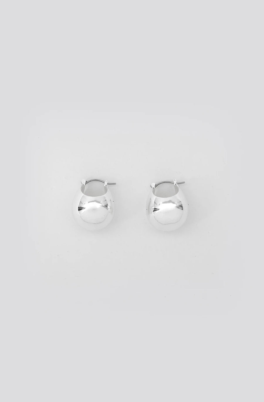 Keel Earrings-sterling silver