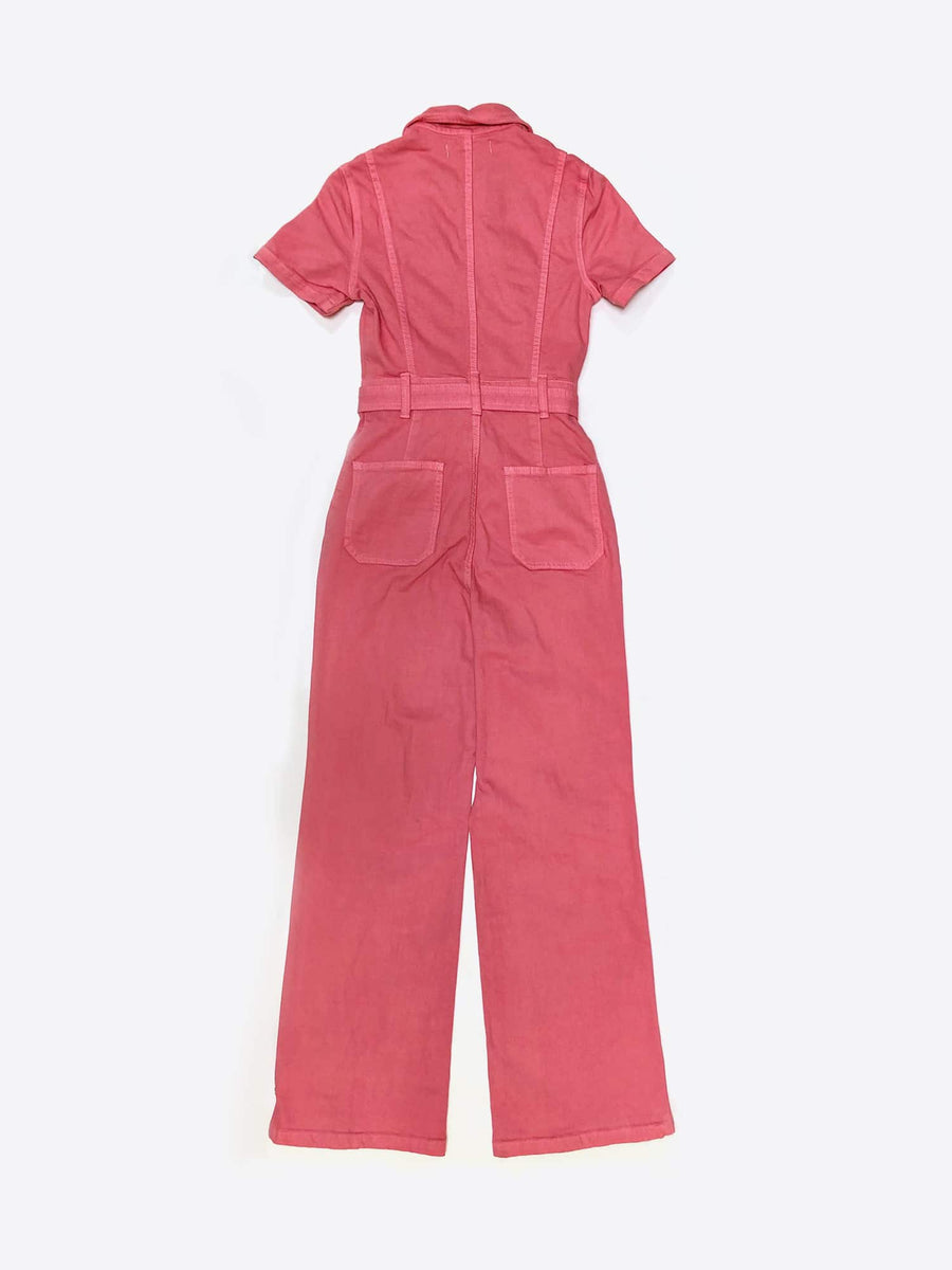 Sal Jumpsuit-dusty pink