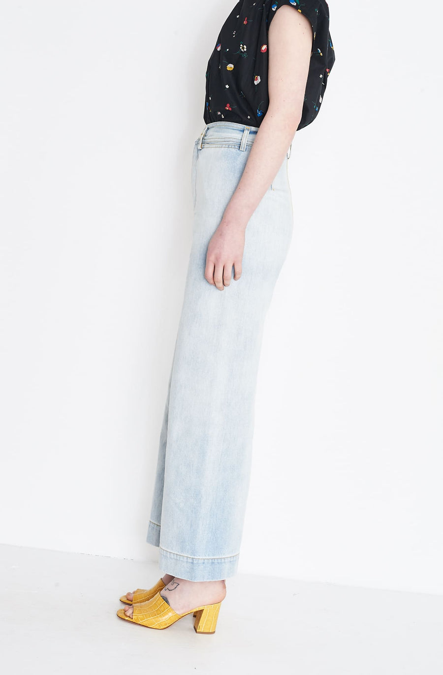 Sailor Pant-bleached