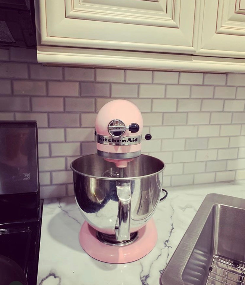 All things pink-Including in the Kitchen ofc