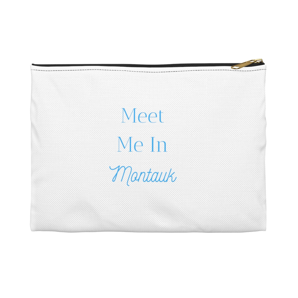Meet Me in Montauk Pouch