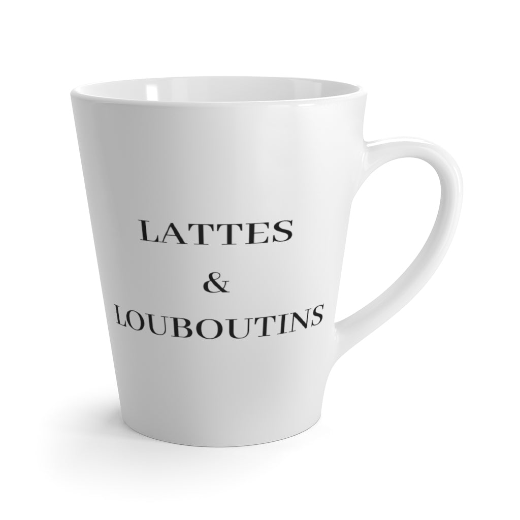 Latte's & Loubs Latte Mug