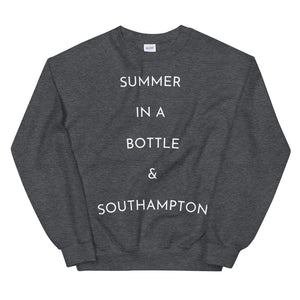 Summer in a Bottle & Southampton Sweatshirt