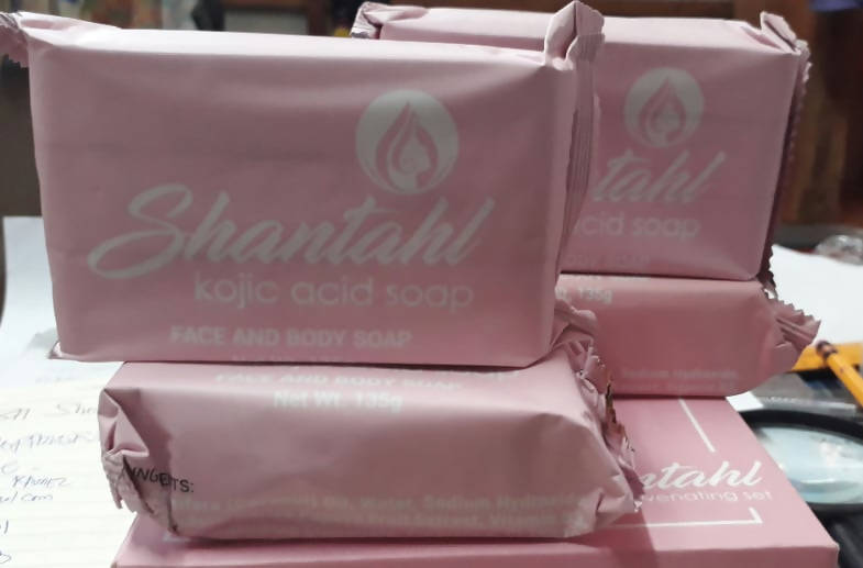 Shantahl Kojic Acid Soap