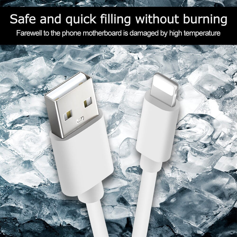 USB cable Charger fast charging portable lightning cable for iPhone 11Pro max 11 X XS XR MAS iPad