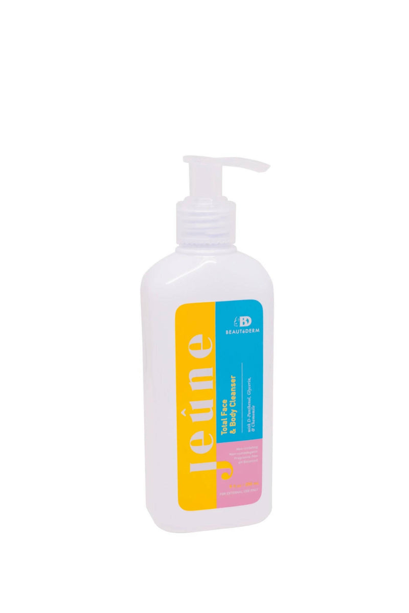 Jeune Face and Body Cleanser