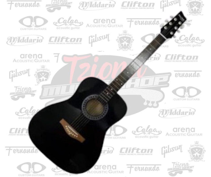 Acoustic Guitar Jr with Pick up
