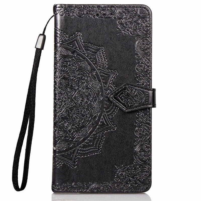 iPhone X XR XS MAX 7 8 Plus 5 5S SE 6S Wallet PU Leather Flip Case Cover