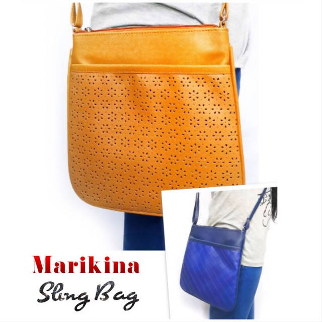 AOB: Marikina Sling Bag
