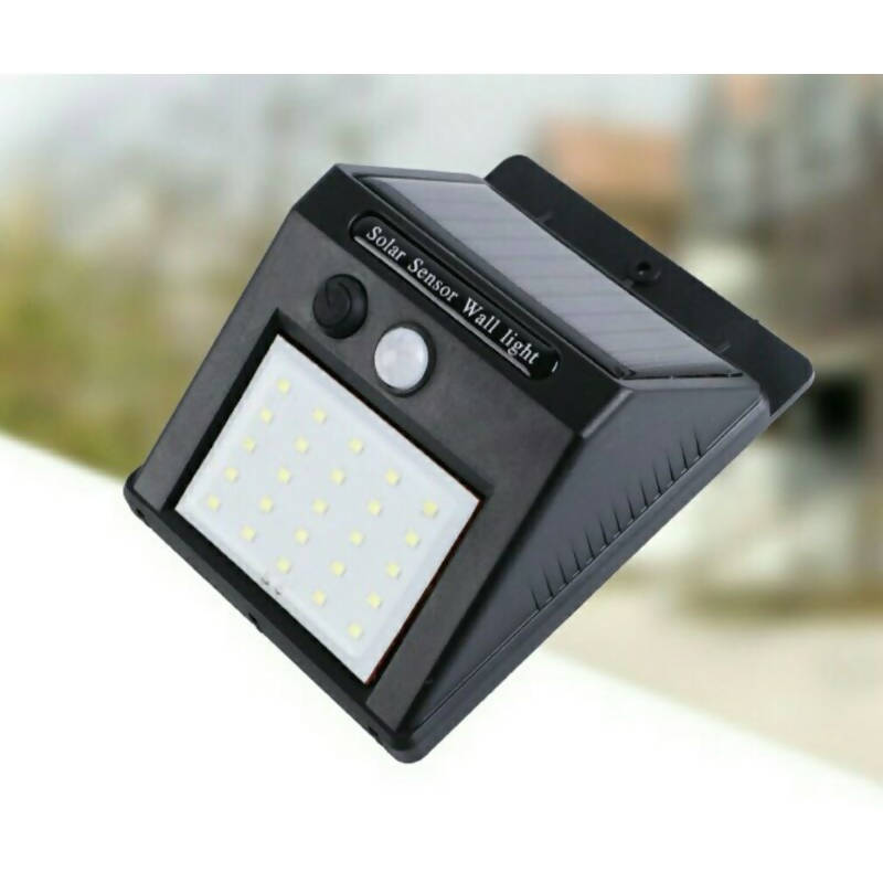 COD Solar LED Induction Motion Lamp Light Otdoor Waterprof Resistant | Baratoshoppe