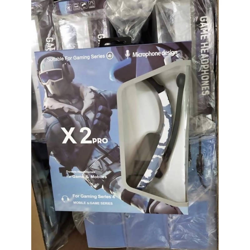 BK-X2 gaming headphones