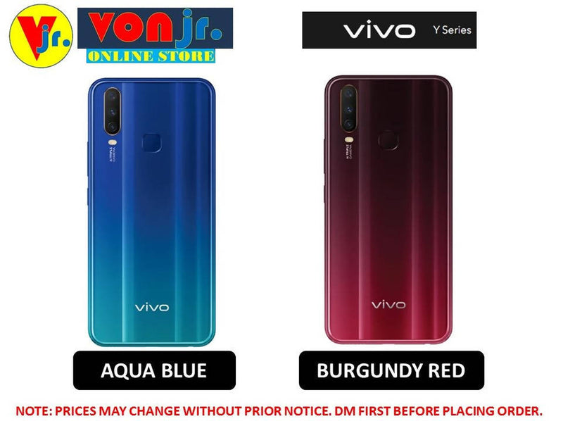 ORIGINAL VIVO Y15 4GB RAM 32GB STORAGE CAPACITY