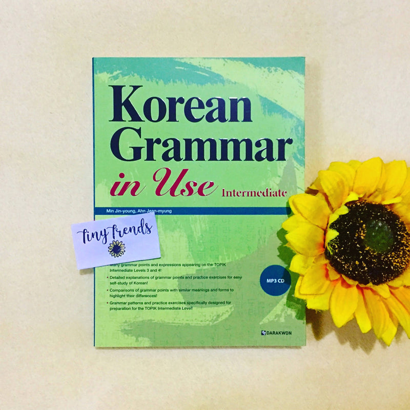 Korean Grammar in Use by DARAKWON