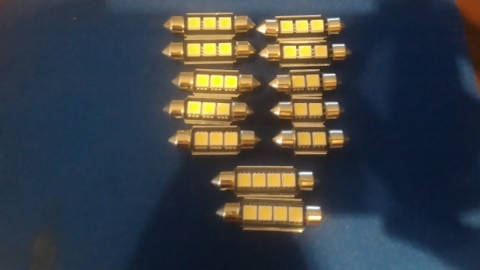 CANBUS LED LIGHTS FOR CARS TAKE ALL