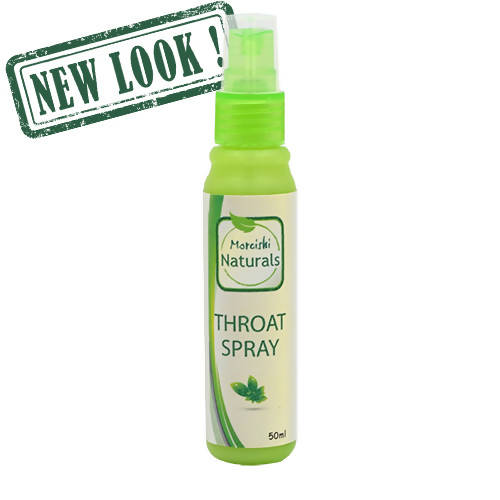 MOREISHI NATURALS THROAT SPRAY 50ml (MN-120)
