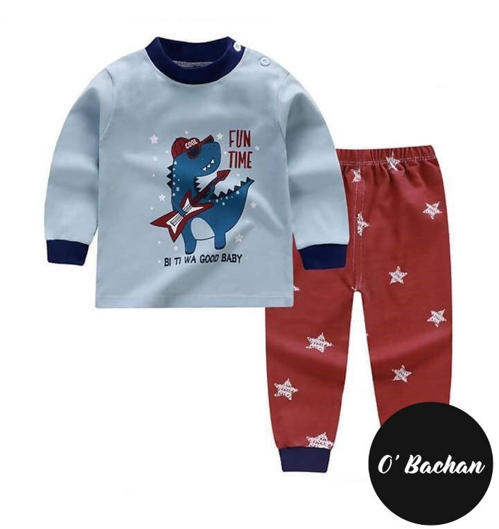 Kids Pajamas Terno