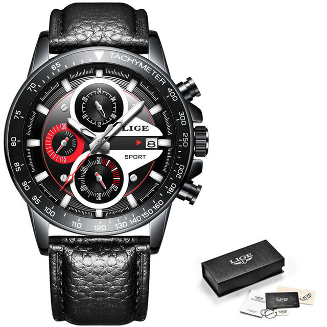 Men's Watch Creative Business Chronograph