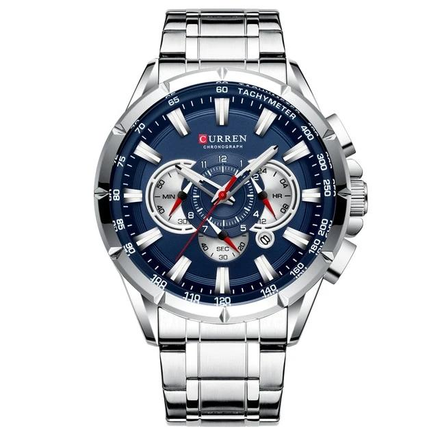 Casual Sport Chronograph Men's Watch