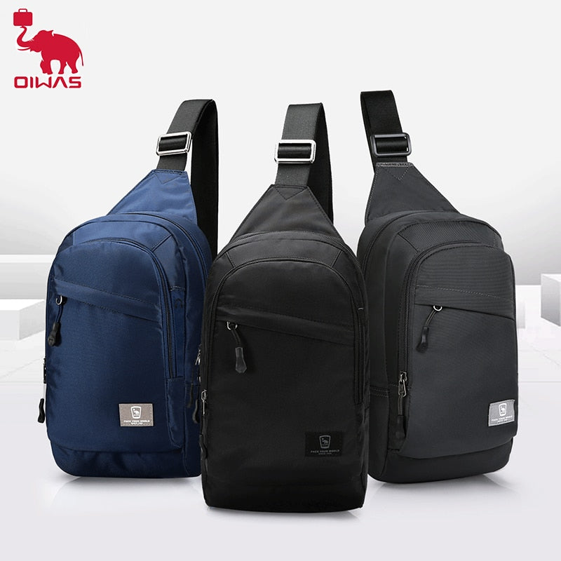 One Shoulder Pack Casual Men/Women's Crossbody Bag - Use Code Less35%