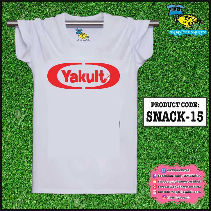 SNACKS SHIRTS