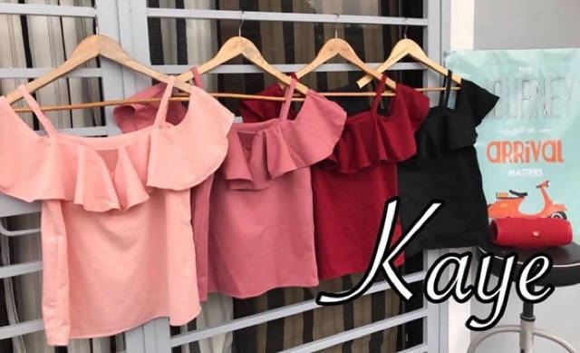 AOB: Trendy Tops Kaye