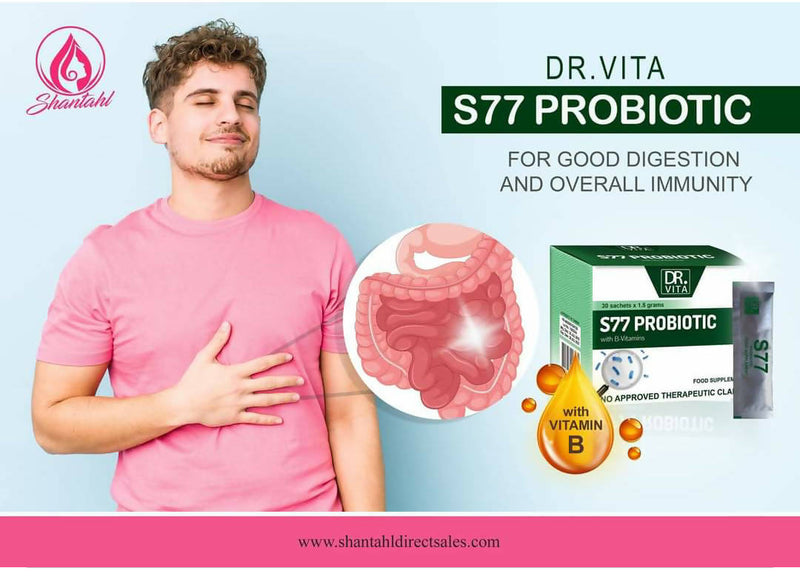 DR. VITA PROBIOTICS WITH B-VITAMINS (FAMILY)