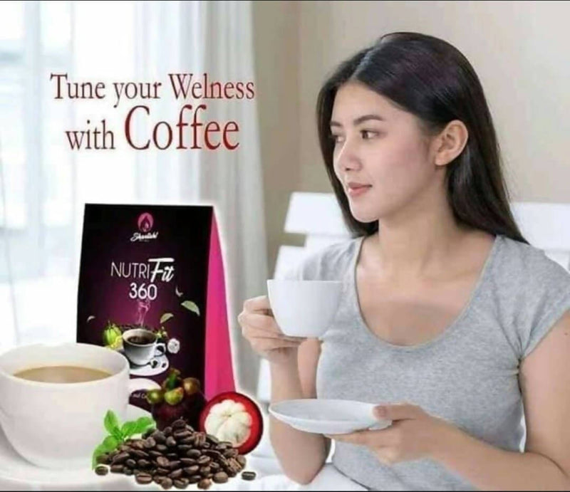 NUTRIFIT 360 COFFEE