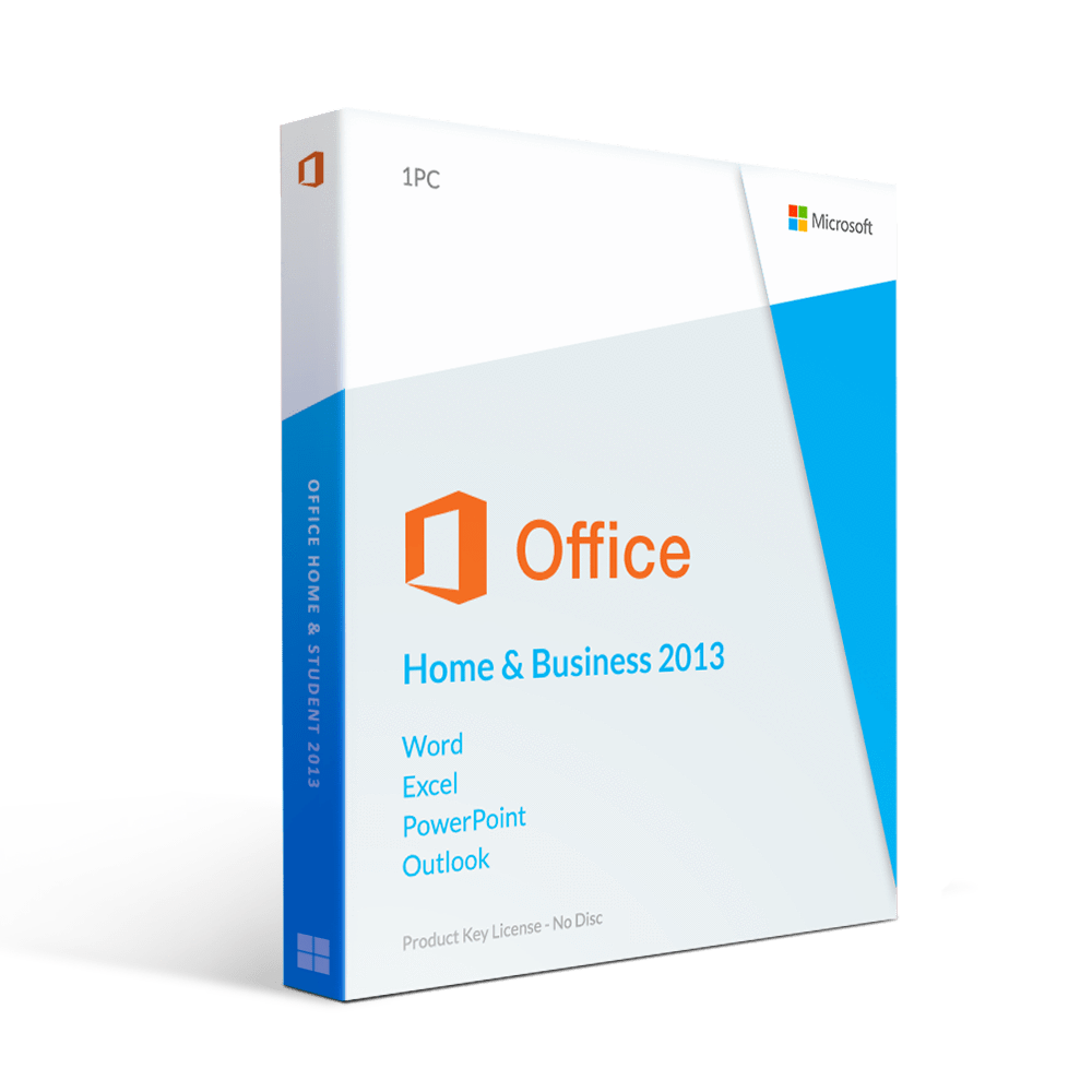 Microsoft Office Home Business 2013