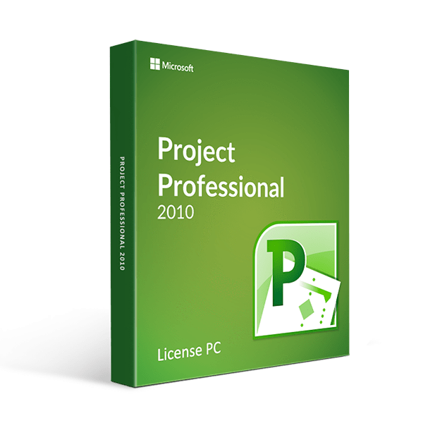 Microsoft Office Project Professional 2010