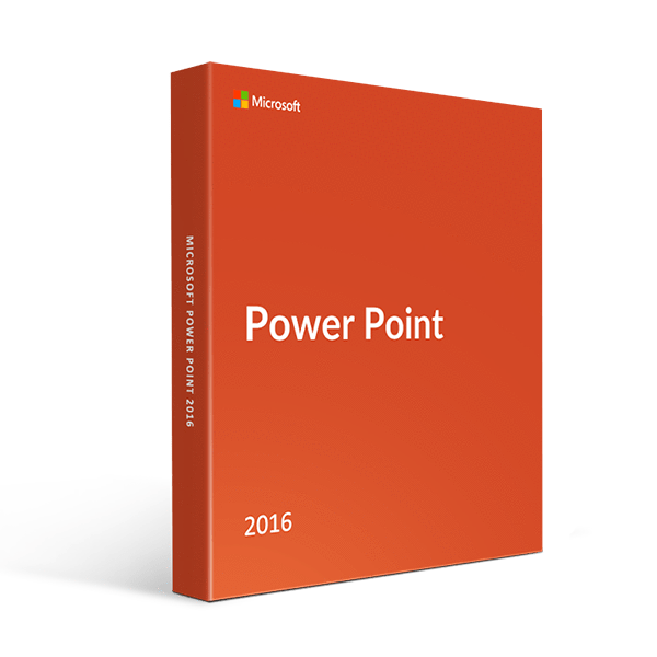 Microsoft Powerpoint 2016 (For Windows Pc Only)