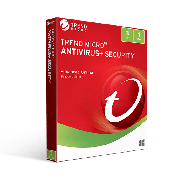 Trend Micro Premium Security 2016 1 Year 3 Devices