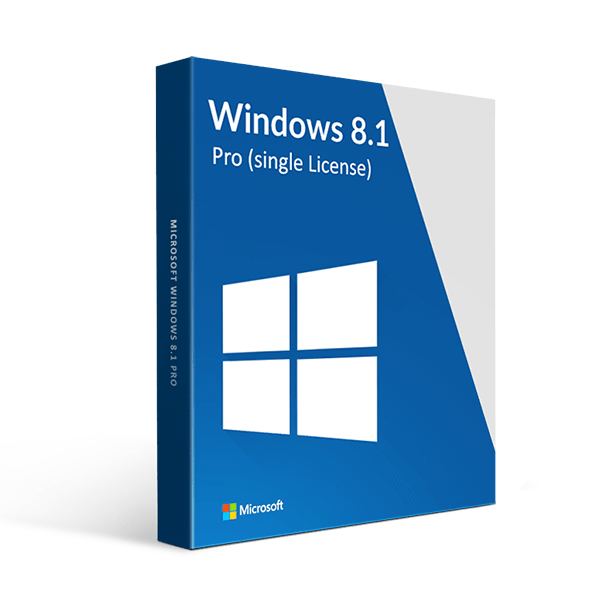 Windows 8.1 Download (Single License)