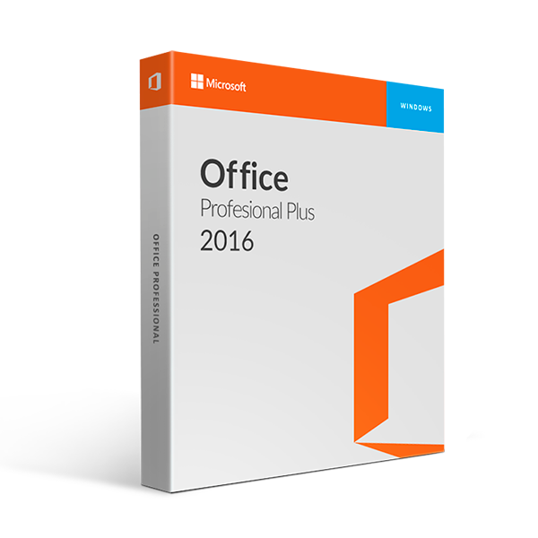Microsoft Office Professional Plus 2016 Open Academic