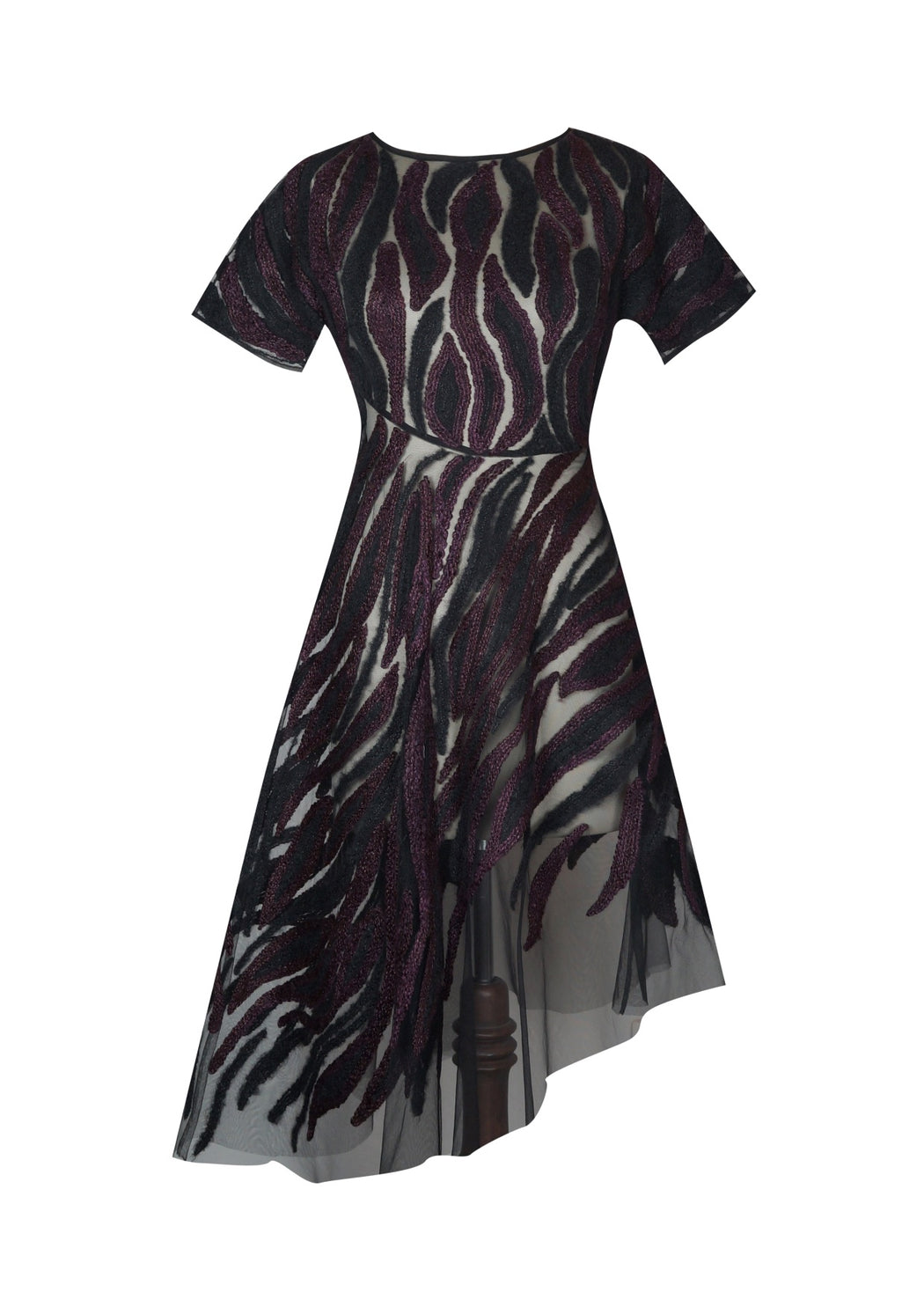 BIRDWALK DORI EMBROIDERED DRESS