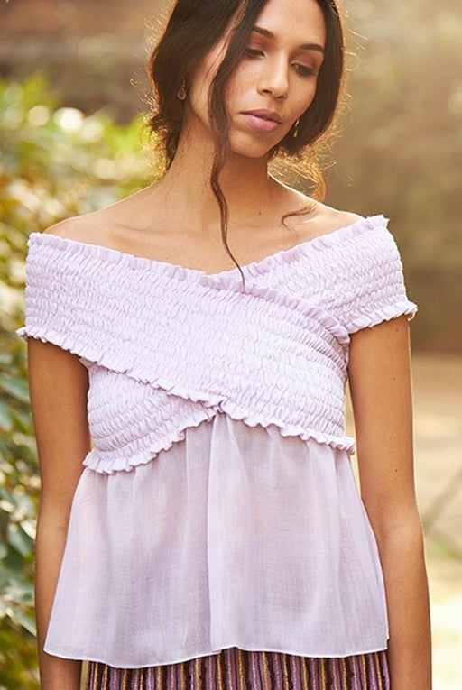 BIRDWALK OFF SHOULDER TOP