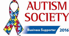 Autism Society Partnership!