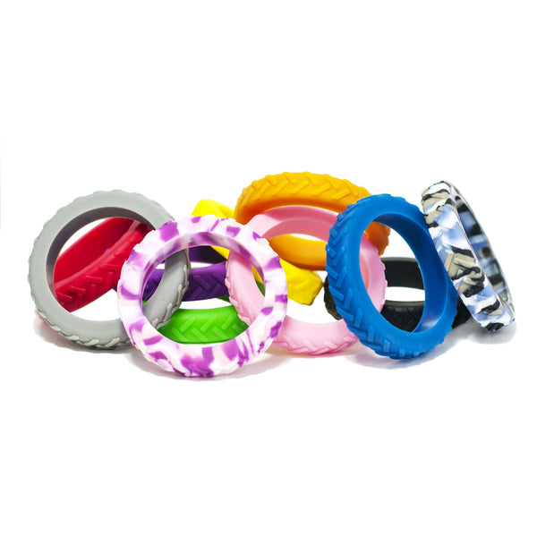Tread Bangles - Small