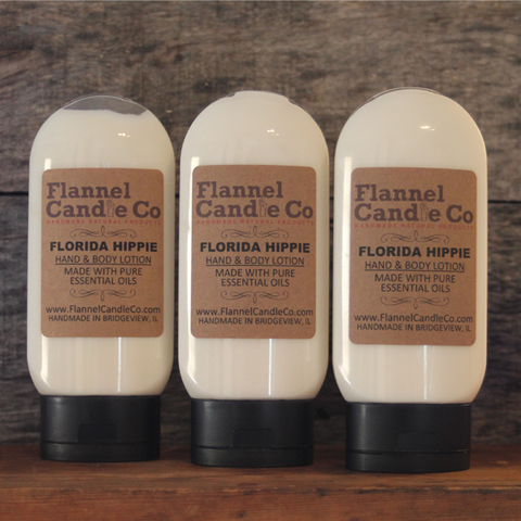 Florida Hippie Lotion